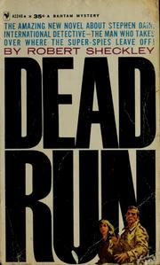 Cover of: Dead run
