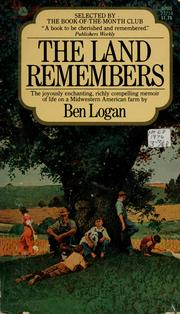 Cover of: The land remembers