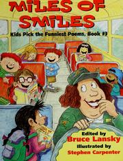 Cover of: Miles of smiles