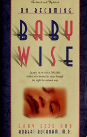 Cover of: On becoming baby wise