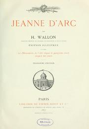 Cover of: Jeanne d'Arc