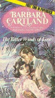 Cover of: The Bitter Winds of Love