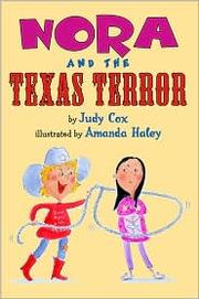 Cover of: NORA AND THE TEXAS TERROR