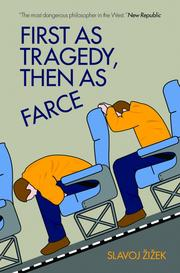 Cover of: First as tragedy, then as farce