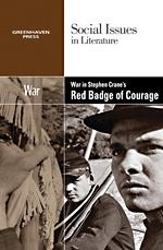 Cover of: War in Stephen Crane's The red badge of courage