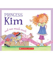 Cover of: Princess Kim and too much truth