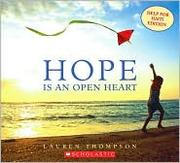 Cover of: Hope is an open heart