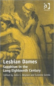 Cover of: Lesbian dames