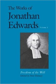 Cover of: The works of Jonathan Edwards