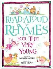 Cover of: Read-Aloud Rhymes for the Very Young