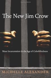 Cover of: The New Jim Crow