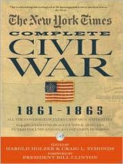 Cover of: The New York Times Complete Civil War: 1861-1865