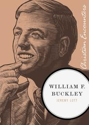 Cover of: William F. Buckley Jr