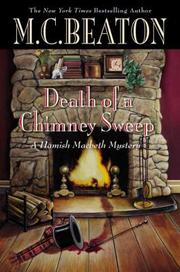 Cover of: Death of a chimney sweep
