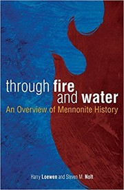 Cover of: Through fire and water