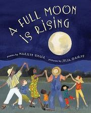 Cover of: A full moon is rising