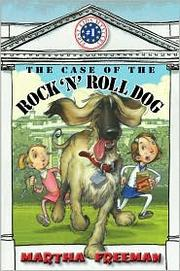 Cover of: The Case of the Rock 'n' Roll Dog