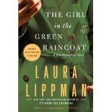Cover of: The girl in the green raincoat