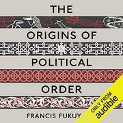 Cover of: The origins of political order