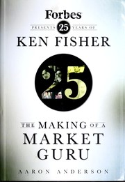 Cover of: The making of a market guru