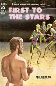Cover of: First to the Stars