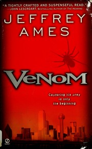 Cover of: Venom