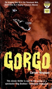 Cover of: Gorgo