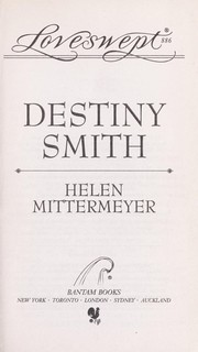 Cover of: Destiny Smith