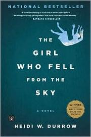 Cover of: The girl who fell from the sky