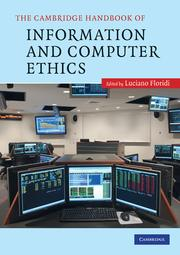 Cover of: The Cambridge Handbook of Information and Computer Ethics