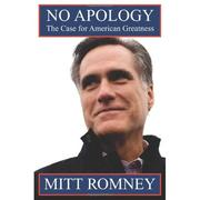 Cover of: No Apology