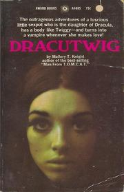Cover of: Dracutwig