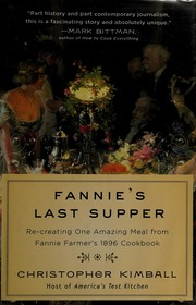 Cover of: Fannie's last supper