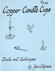 Cover of: Copper Candle Cups