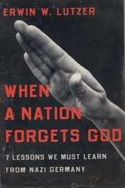 Cover of: When a nation forgets God