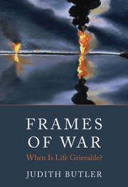 Cover of: Frames of war