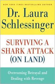 Cover of: Surviving a shark attack (on land)