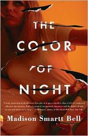 Cover of: The color of night