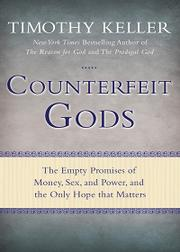 Cover of: Counterfeit gods