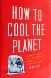 Cover of: How to cool the planet