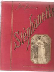 Cover of: Stéphanette