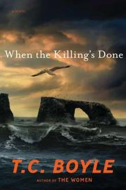 Cover of: When the Killing's Done: A Novel