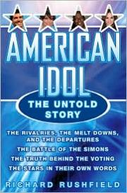 Cover of: American Idol: the Untold Story