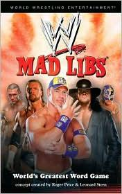 Cover of: WWE Mad Libs