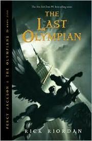 Cover of: The Percy Jackson and the Olympians, Book Five: Last Olympian