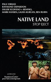 Cover of: Native Land, Stop Eject