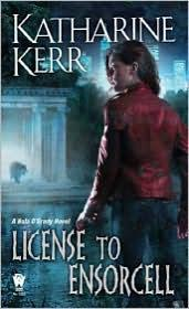 Cover of: License to Ensorcell