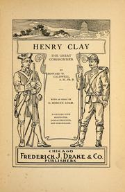 Cover of: Henry Clay