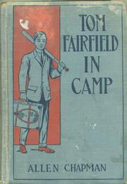 Cover of: Tom Fairfield in Camp