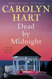 Cover of: Dead by midnight: a death on demand mystery